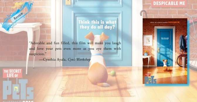 A Bundle of Love and Laughs | Review of 'The Secret Life of Pets'