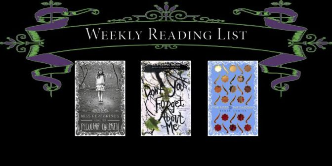Weekly Reading List #57