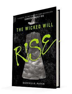 The Wicked Will Rose by Danielle Paige HarperCollins