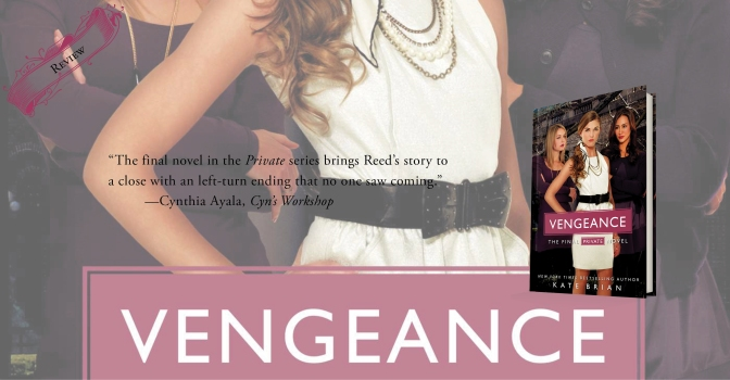 A Forgettable Ending | Review of 'Vengeance' (Private #14)