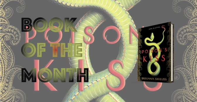 Book of the Month – January 2017