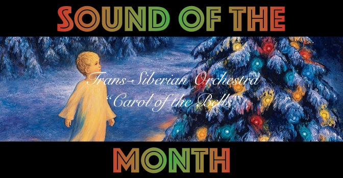Sound of the Month – December 2016