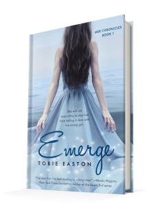 Emerge by Tobie Easton Month9Books