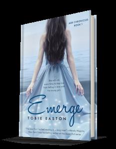 Emerge by Tobie Easton Month9Books