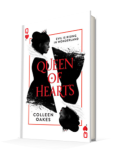Queen of Hearts by Colleen Oakes Image Credit: Goodreads