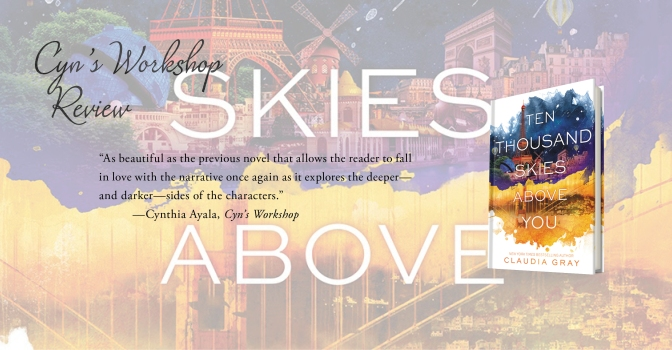 Addictive & Amazing | Review of 'Ten Thousand Skies Above You' (Firebird #2)