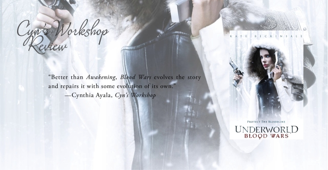 A Decent Evolution of Story | Review of 'Underworld: Blood Wars'