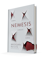 Nemesis by Brendan Reichs Image Credit: Goodreads
