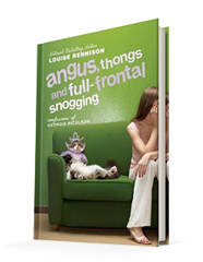 Angus, Thongs, and Full-Frontal Snogging by Louise Rennison HarperTeen Image Credit: Goodreads
