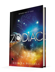 Zodiac by Romina Russell Razorbill Image Credit: Goodreads