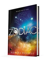 Zodiac by Romina Russell Razorbill Image Credit: Goodreads