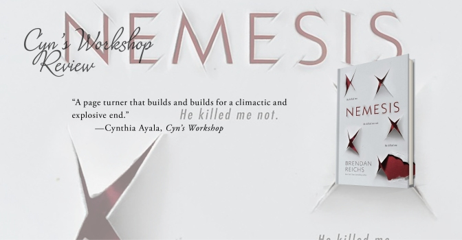 Questionably Enthralling | Review of 'Nemesis' (Project Nemesis #1)