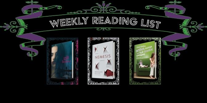 Weekly Reading List #76