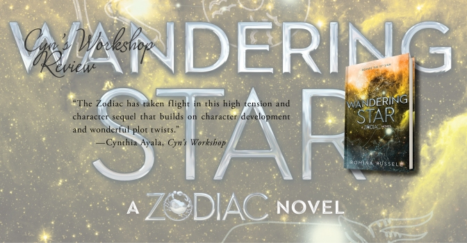 High Tension Riveting YA Sci-Fi | Review of 'Wandering Star' (Zodiac #2)