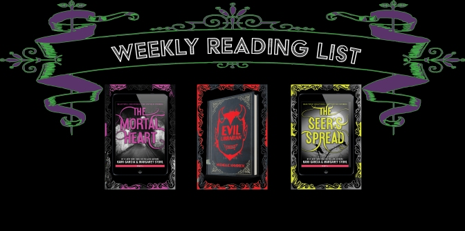 Weekly Reading List #84