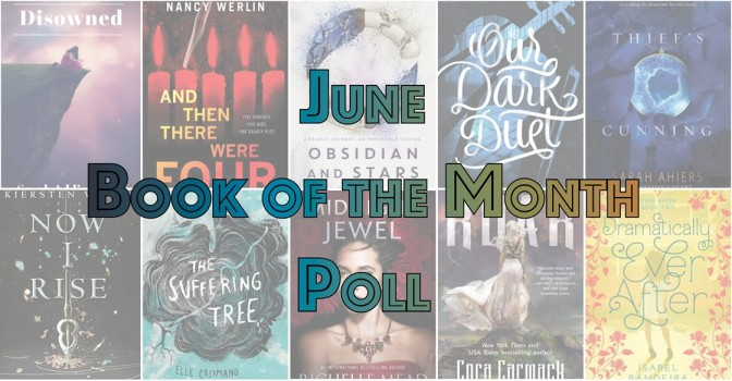 Book of the Month Poll – June 2017