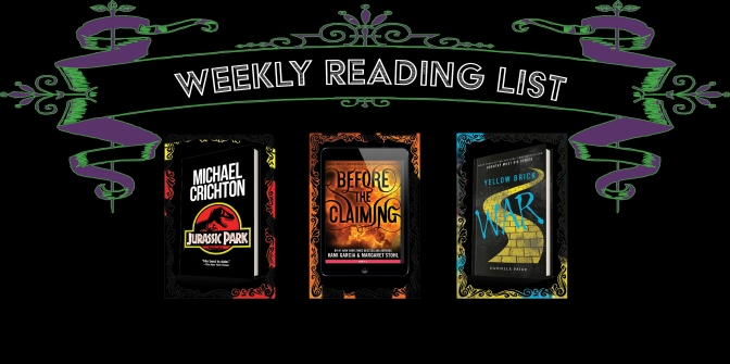 Weekly Reading List #86
