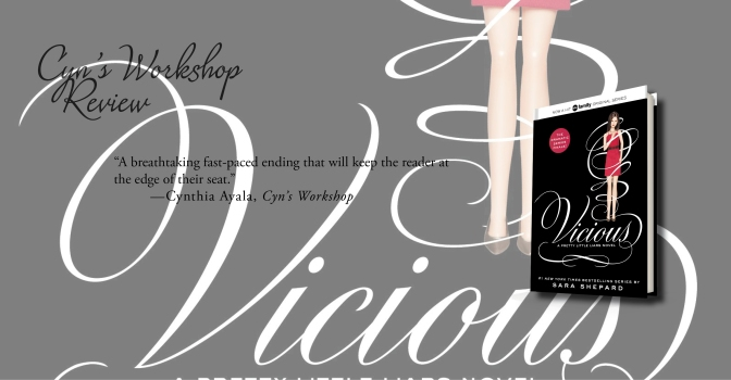 A Breathtaking Ending | Review of 'Vicious' (Pretty Little Liars #16)