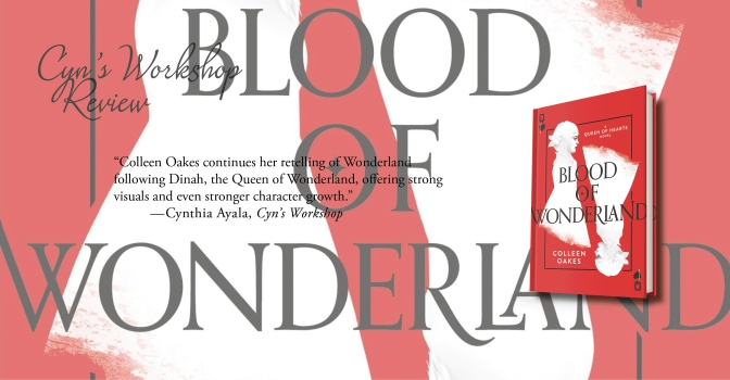 The Queen is Rising | Review of 'Blood of Wonderland' (Queen of Hearts Saga #2)