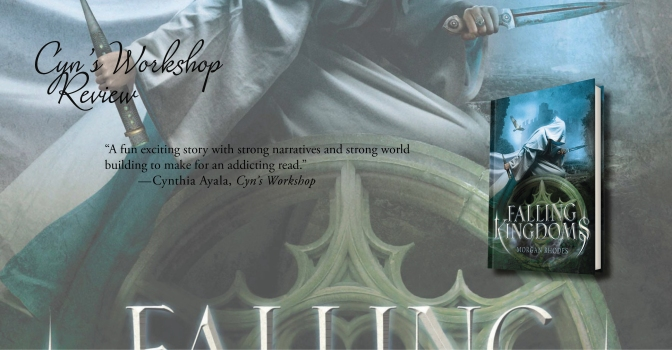 Leaves the Reader Hungry for More | Review of 'Falling Kingdoms' (Falling Kingdoms #1)