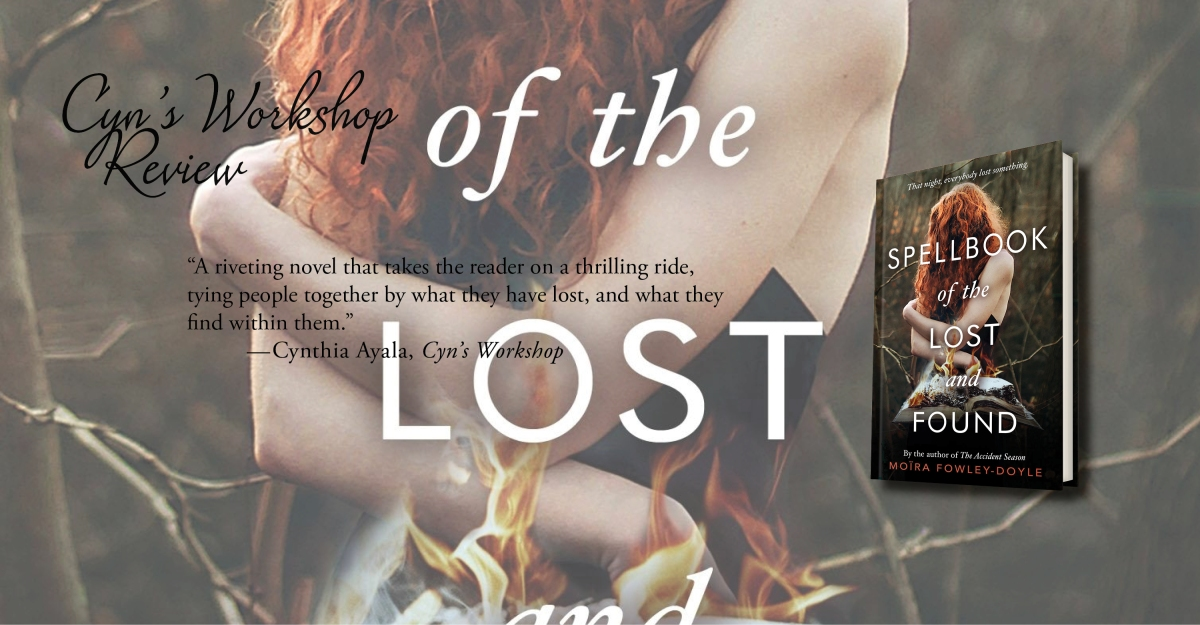 Provocative and Haunting | Review of 'Spellbook of the Lost and Found'