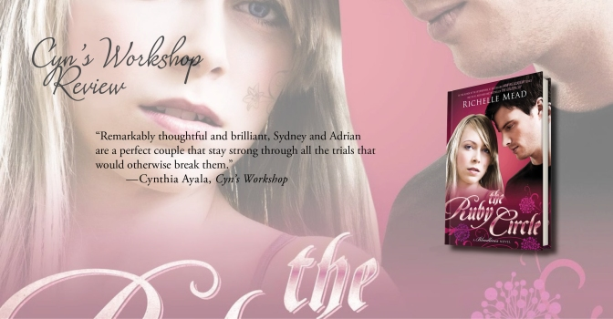A Thoughtful Conclusion to a Delightful Series | Review of 'The Ruby Circle' (Bloodlines #6)