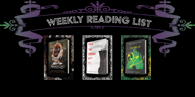 Weekly Reading List #101
