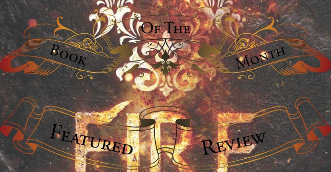 A Powerful Burning Novel | Review of 'Fireblood' (Frostblood Saga #2)