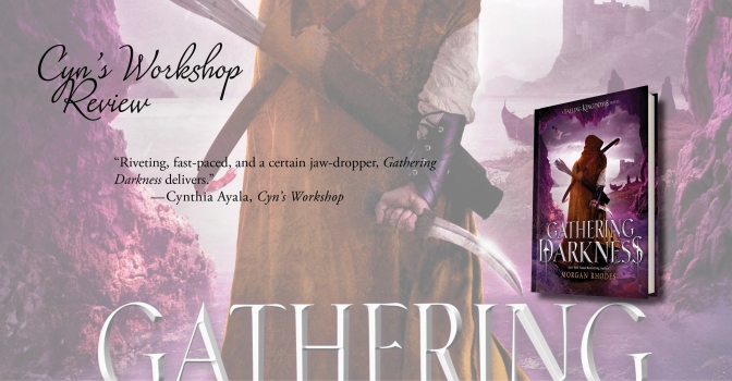 Just Keeps Getting Better | Review of 'Gathering Darkness' (Falling Kingdoms #3)