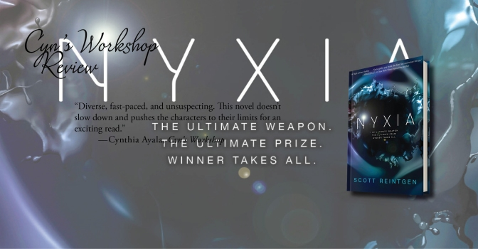Incredibly Diverse & Thrilling | Review of 'Nyxia' (The Nyxia Triad #1)