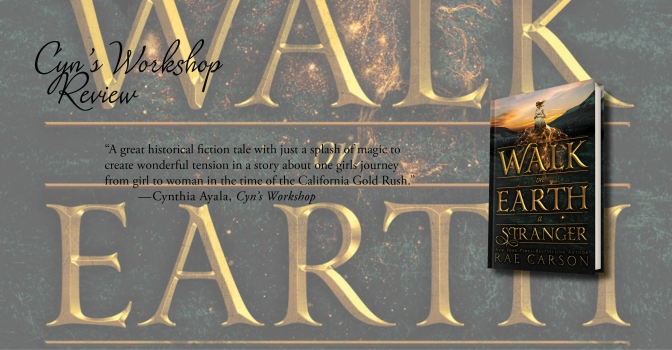 Captivating Historical Fiction with a Dash of Magic | Review of 'Walk on Earth a Stranger' (The Gold Seer Trilogy #1)