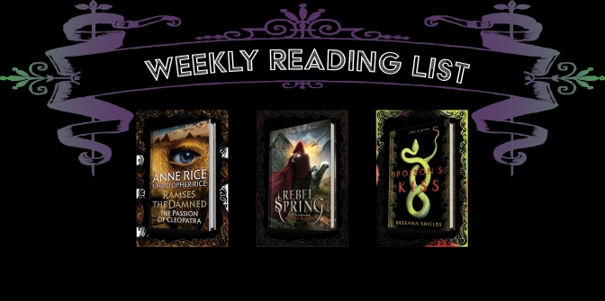 Weekly Reading List #105