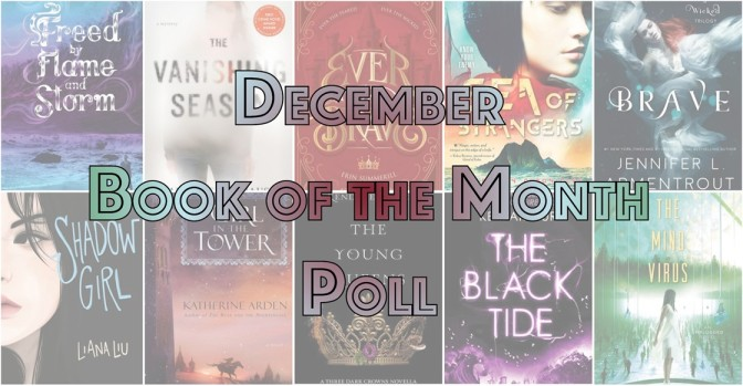 Book of the Month Poll – December 2017