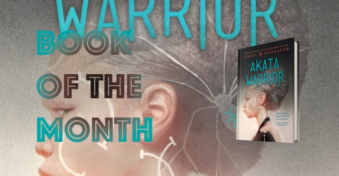Book of the Month – October 2017