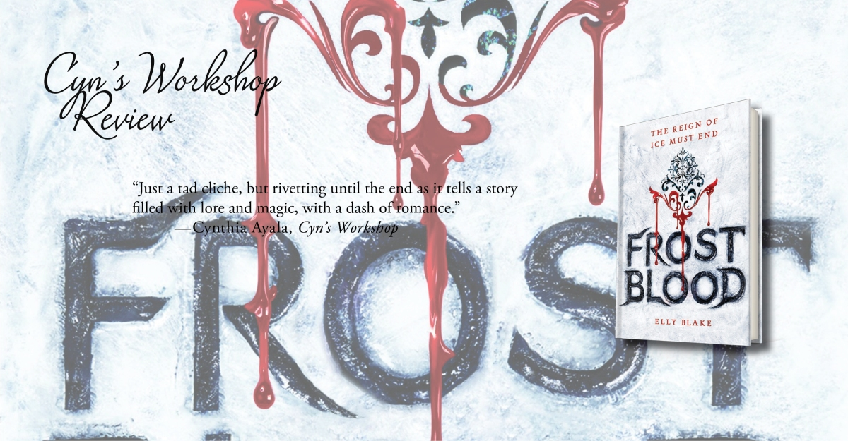 A Fiery Read | Review of 'Frostblood' (Frostblood Saga #1)