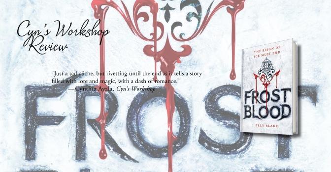 A Fiery Read | Review of 'Frostblood' (Frostblood Saga #1)