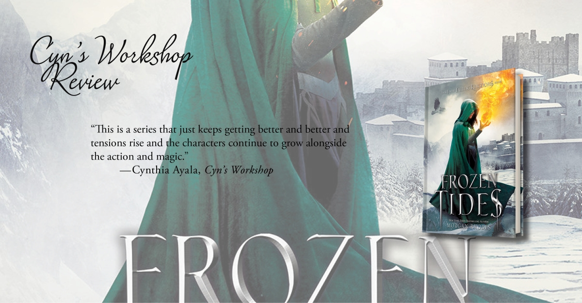 Dangerously Magical | Review of 'Frozen Tides' (Falling Kingdoms #4)