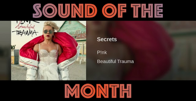 Sound of the Month – November 2017