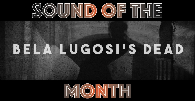 Sound of the Month – October 2017