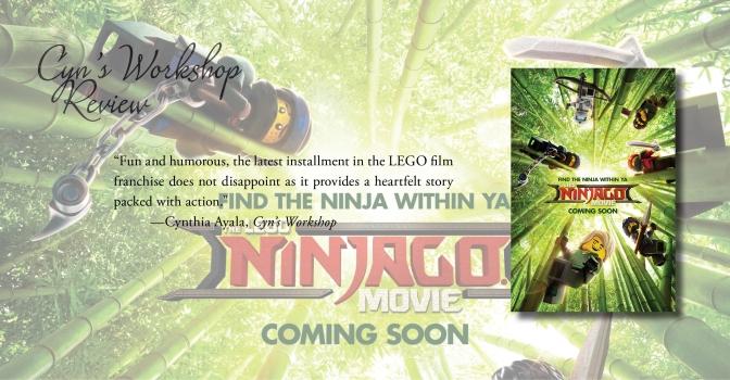 Action Packed Ninja Fun | Review of 'The LEGO Ninjago Movie'