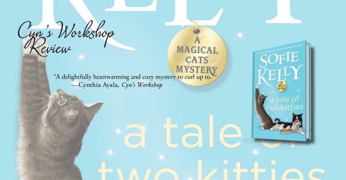 Purr-fectly Delightful | Review of 'A Tale of Two Kitties' (A Magical Cats Mystery #9)