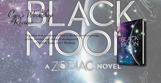 A Beautifully Structured Novel | Review of 'Black Moon' (Zodiac #3)