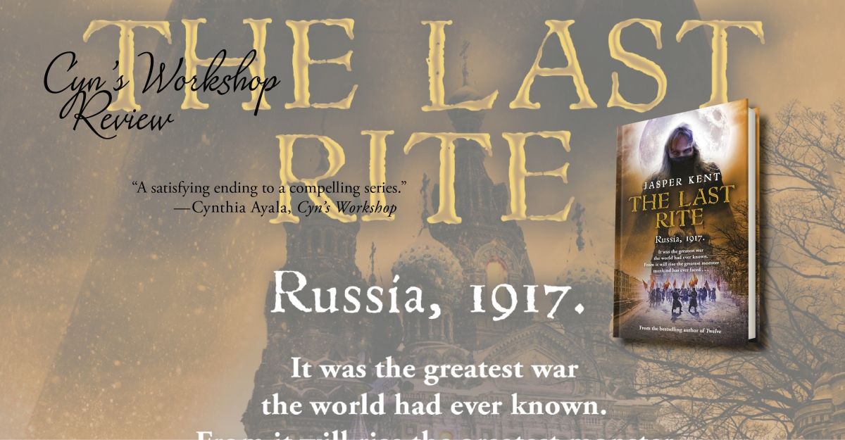 A Satisfying Ending | Review of 'The Last Rite' (The Danilov Quintet #5)