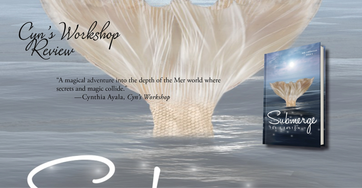 Beautifully Submerged in Magic and Secrets | Review of 'Submerge' (Mer Chronicles #2)