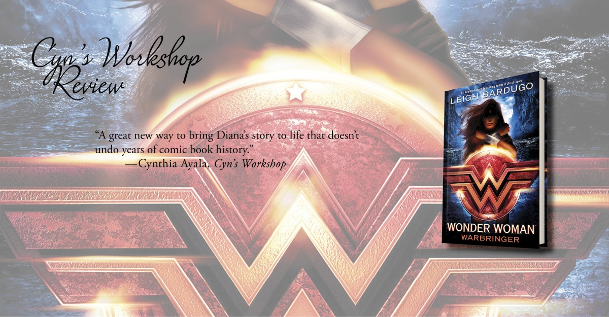Girl Power for the Win | Review of 'Wonder Woman: Warbringer' (DC Icons #1)