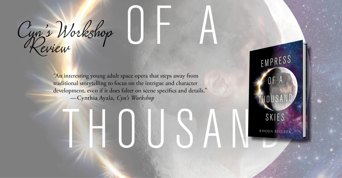 A Good Start to a Space Opera | Review of 'Empress of a Thousand Skies' (Empress of a Thousand Skies #1)