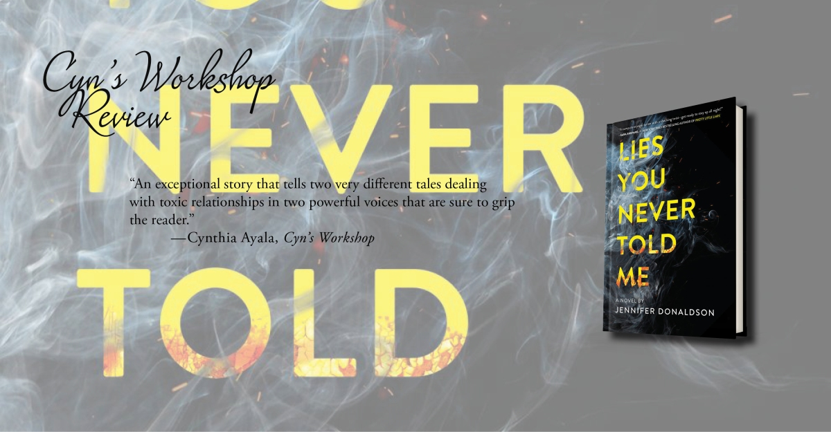 Expertly Told Story of Love, Lies, and the Danger Within | Review of 'Lies You Never Told Me'