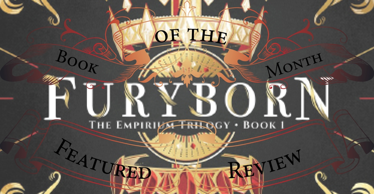Intricate, Brutal and Intense | Review of 'Furyborn' (Empirium #1)