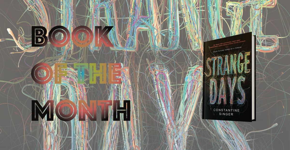 Book of the Month – December 2018