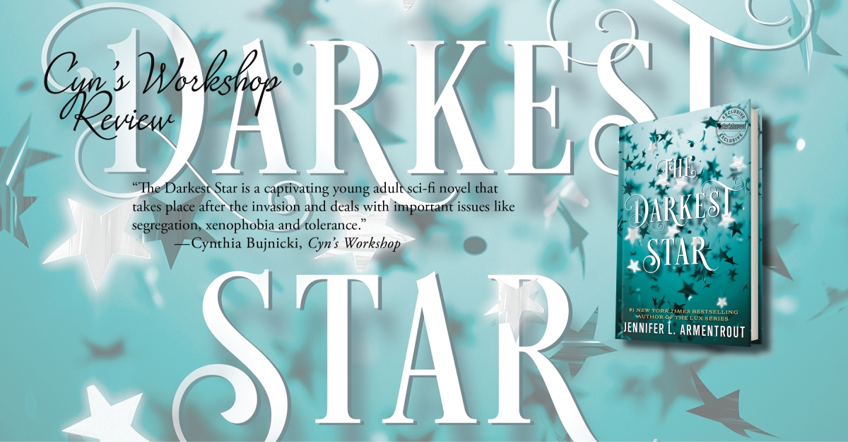 Riveting Take on Invasion Lit | Review of 'The Darkest Star' (Origin, #1)